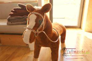 Spielzeug Pferd Zaumzeug