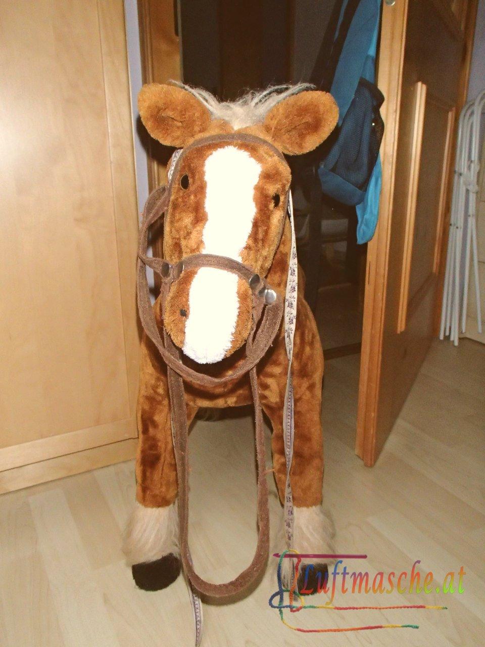 Pferd Zaumzeug alt